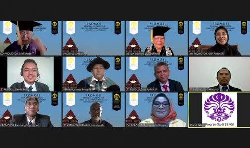 Doktor FKM UI Telitii: Pengembangan Instrumen Indikator Kinerja Penanganan Limbah Medis di Puskesmas Kota Bandung