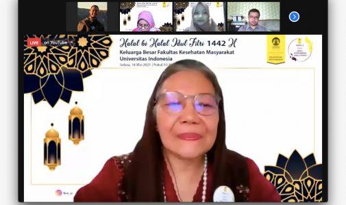 Halal bi Halal FKM UI, Menjadi Muslim Berintegritas