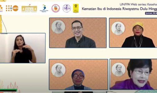 Seminar Online Knowledge Hub-FKM UI, Kesehatan Ibu dan Riwayat Kematian Ibu di Indonesia