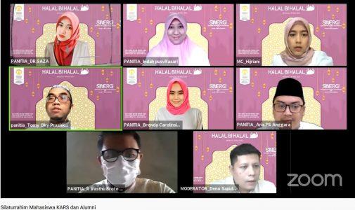 Halal bi Halal KARS FKM UI, Semangat Idul Fitri Kuatkan Persaudaraan dan Energi di Masa Pandemi