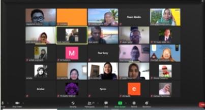 FKM UI Selenggarakan Rapat Penetapan Kelulusan Mahasiswa Semester Genap FKM UI TA 2020/2021 Secara Virtual