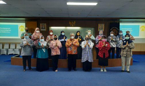 Menuju ZI, FKM UI Menerima Visitasi Pendampingan oleh Pusdiklat Kemendikbudristek
